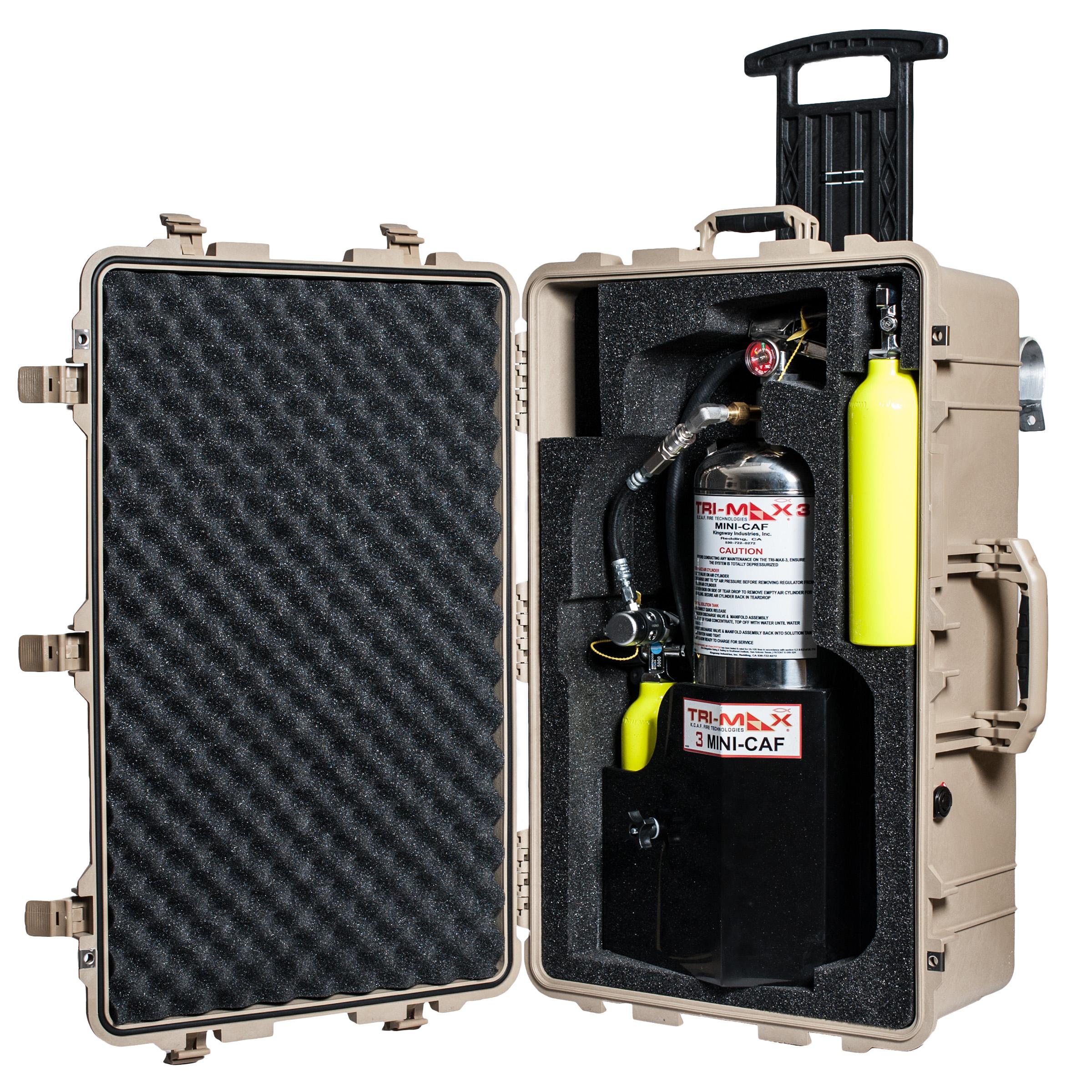 TRI-MAX 3 Pelican Case